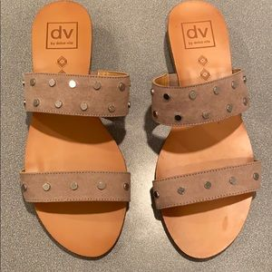 NWT Dolce Vita sandals with Studs